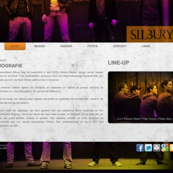 Silbury | Website | Biografie